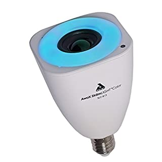 Awox Striim Light with Integrated Bluetooth Speaker and Variation of Colour Effect