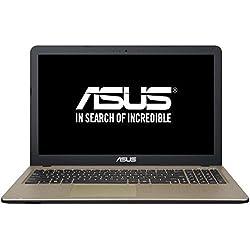 Asus X Series X540LA-XX538D Notebook Core i3 (5th Generation) 4 GB 39.62cm(15.6) DOS 1 GB Black