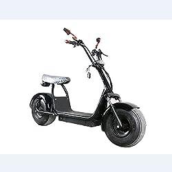 Scooter Eléctrico ml-sc10Suspensión delantera y trasera