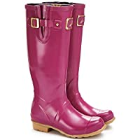 Joules Posh Premium Ladies Waterproof Yard Stable Rubber Much Wellington Boots