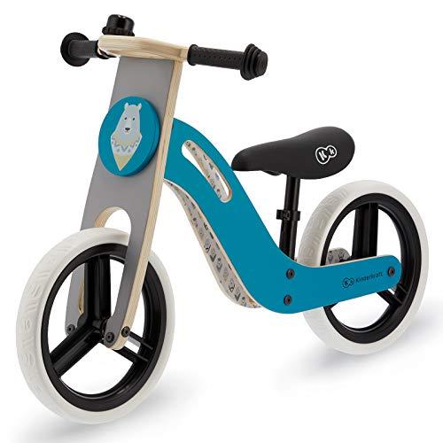 Kinderkraft Uniq Vélo Draisienne Enfant en Bois