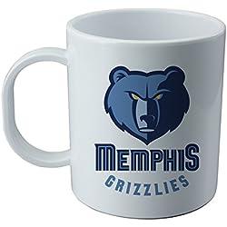 Taza y pegatina de Memphis Grizzlies - NBA
