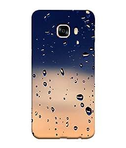 Fuson Designer Back Case Cover for Samsung Galaxy C7 SM-C7000 (rhythm harmony swar sa re ga ma pa)