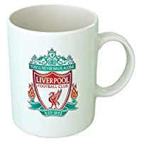 Upteetude Liverpool Coffee Mug - White