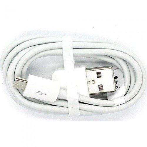 Huawei Datenkabel / Ladekabel - Micro USB - Weiß - für Huawei Mobiltelefone mit Micro USB Anschluss