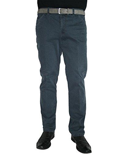 Meyer Hosen -  Jeans  - straight - Basic - Uomo Blau 54