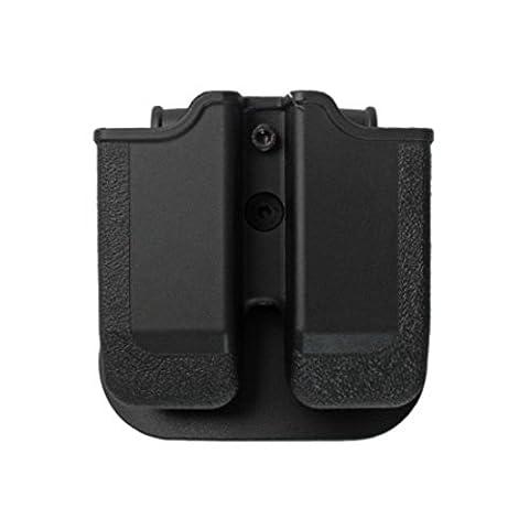 IMI Defense tactique Porte-Chargeur Double tournat roto magazine pouch pour Glock 20 21 30