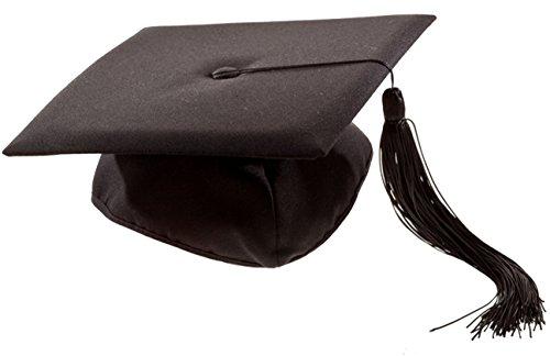 examen hut Deluxe Bachelor Doktor College Absolventen Hut Doctor Cap Doktorhut Diplomhut