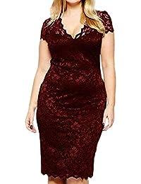 a82910e3b4 Amazon.it: Longuette - 2XL / Vestiti / Donna: Abbigliamento