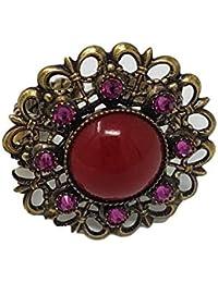 Konplott Ring Enchanted, Ringgröße verstellbar - 5450543350523
