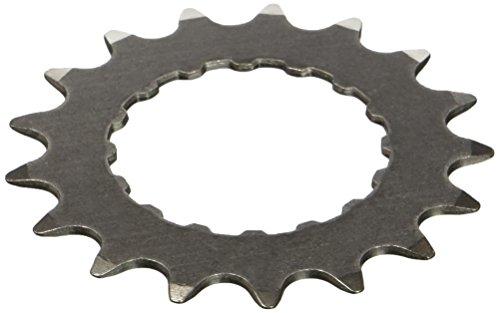Connex E-Bike Ritzel für Bosch Antrieb 17 Zähne Kettenblätter, Silber, One Size -
