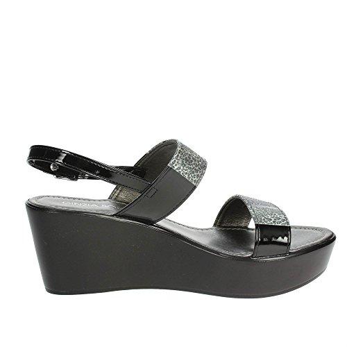 Cinzia Soft IAD18890/V003 Sandalo Donna Nero