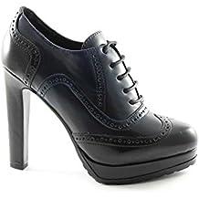 watch c710c bbd7a Amazon.it: scarpe francesine donna - Blu