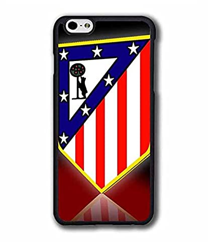 AtléTico Madrid Coque & iPhone 6 ( 4.7 pouce ) Coque Olivedes® ( Foot France), ( FC ) Swag Ado Fille Solide Coque Football Logo ( Joueur de Foot ) - AtléTico Madrid Cover / Case pour iPhone 6 / iPhone
