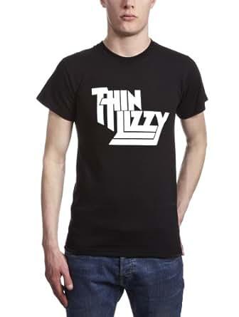 Plastic Head Herren T-Shirts   - Schwarz - Black - Small