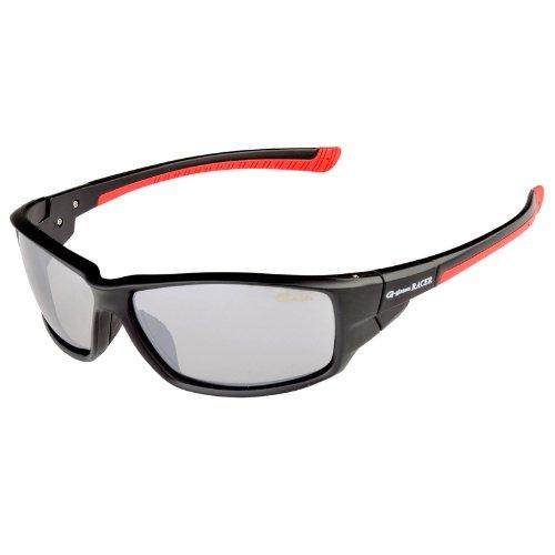 GamakatsuG-Glasses Polarisationsbrille Racer Light Gray Mirror