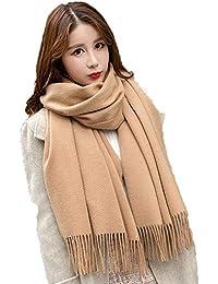 HEXUAN le cachemire des foulards, des femmes est l automne et l hiver 576cc639401