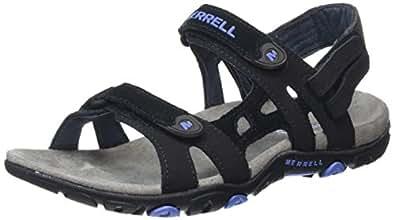 SandalsBlackperiwinkle37 Merrell Merrell SandalsBlackperiwinkle37 SandspurDonna SandspurDonna EuAmazon it QrWBodxeC