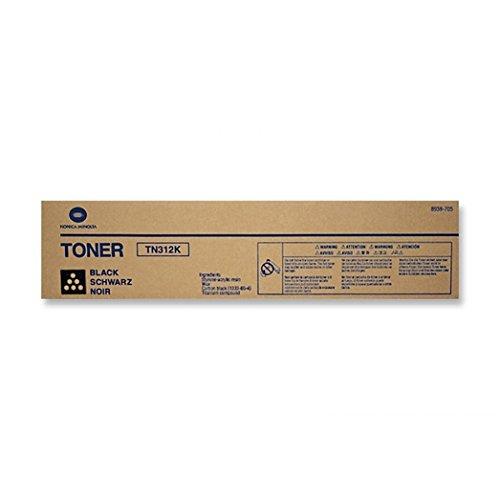 Preisvergleich Produktbild Konica-Minolta TN312K Toner