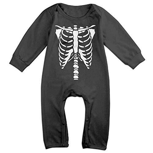 lloween Long Sleeve Baby Romper Jumpsuit Onsies Bodysuit ()