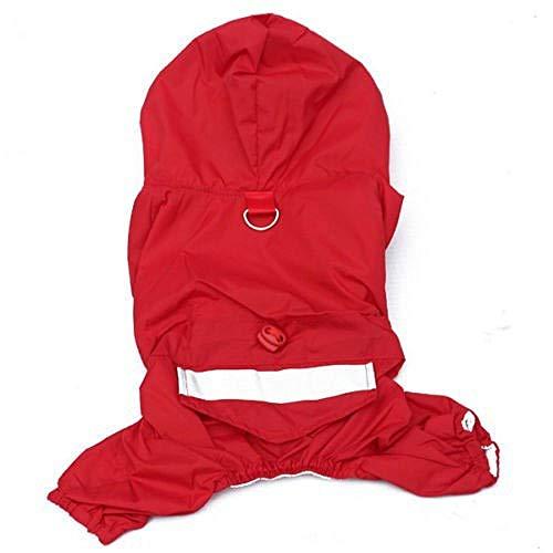 Kostüm M&m Easy - Dog Jacket Winter Vest Jackets,Kleidung Für Hunde Hund Bekleidung Acrylon Regenmantel Mit Kapuze Jacke 4 Farben Pet Kostüm Groß, Bild, M