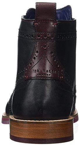 Ted Baker Hjenno, Bottes et Bottines Classiques Homme Noir (Black)