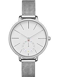 Skagen Damen-Armbanduhr Analog Quarz Edelstahl SKW2358