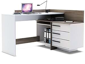 Eckschreibtisch Schreibtisch Arbeitstisch Burotisch Computertisch