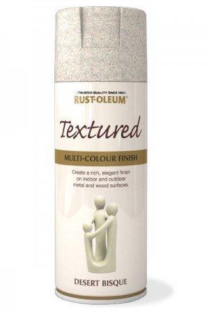 Spray Paint Light (Rust-Oleum mehrfarbige Premium Spray Paint Strukturierte Light Grau Desert Bisque, Light Grey Desert Bisque, 10er-Pack)