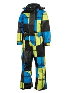 Protest Goride Combinaison de ski pour garçon Lime age 5