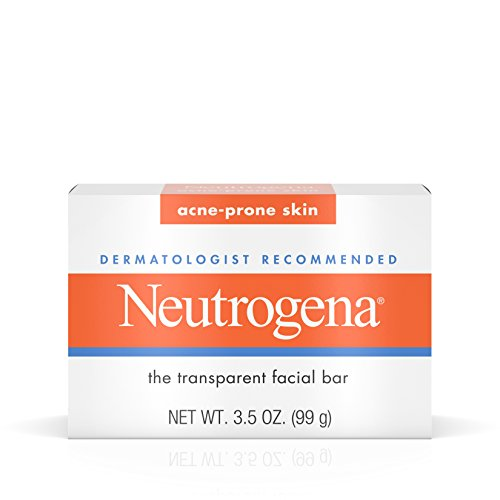 Neutrogena Facial Bar für Akneleidende, 100g Box (2er Pack)