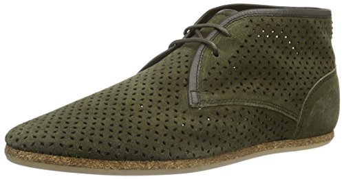 Hudson Botas Chukka Homens Datar London Green (khaki)