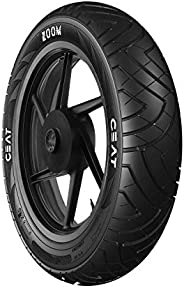 Ceat Zoom 120/80-17 61P Tubeless Bike Tyre, Rear (102078 )