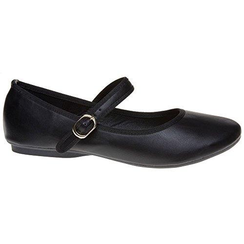 Xti 53188 Fille Chaussures Noir Noir