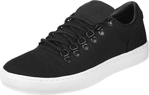 Timberland Adventure 2.0 Cupsole Fabric, Zapatos Con Cordones Para Hombre Oxford Black (black Canvas 001)