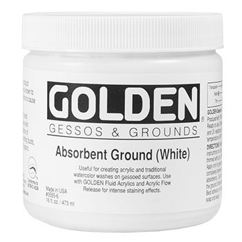golden-acrylique-moyen-absorbent-grond-blanc-colour-473ml-creates-an-absorbent-surface-for-staining