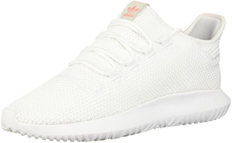 adidas originaux des femmes blanches et et tubulaires et blanches ombre w, base de 10,5 m Noir , nous 4a7087