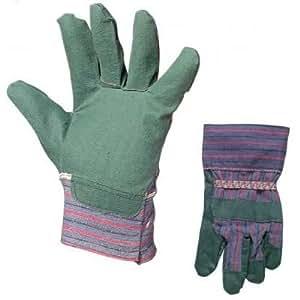 2Paar Handschuhe Gartenhandschuhe Herren Größe 9Putz Vinyl