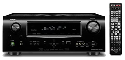 Denon AVR 1911 7.1 AV-Receiver (HDMI mit 3D, Audio Return