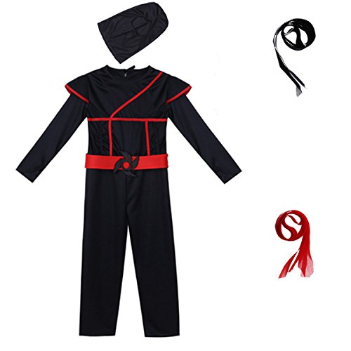 Samurai Outfit Test Vergleich 2019 Neu