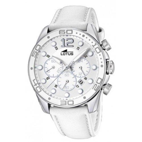 d793c322b690 Lotus 15782 1 - Reloj analógico de cuarzo para mujer con correa de ...