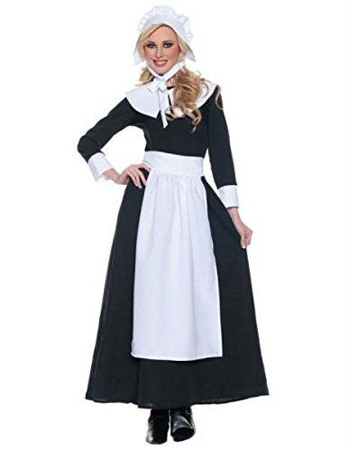 Pilgrim Underwraps Woman Kostüm für (Pilgrim Womens Kostüme)