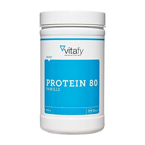 Protein 80 Vanille (500g)