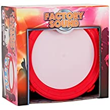 Globo Toys Globo–4001419cm Factory sonido Tambor con 2baquetas