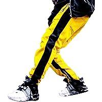 Deportivo Pantalones para Hombre, Moda Fitness Jogging Running Pantalón Largos con Bolsillos Cómodo Cintura Elástica Casual Outdoor Pantalones para Adolescente