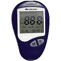 Glucómetro digital, Medidor de glucosa en sangre, Función memoria, Mobiclinic