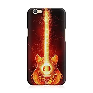 iKraft Printed Design High Quality Case Cover for Oppo A57 - 5.2 Inch