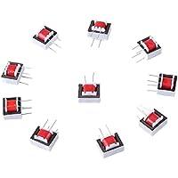 Transformadores de Audio 600: 600 Ohm 1: 1 EI14 Transformador de Aislamiento, 10 Pcs/Pack