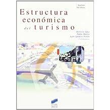 Estructura económica del turismo (Gestión turística)