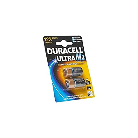 DURACELL Lot de 10 Blisters de 2 piles photo